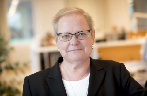 SKB:s vd, Eva Halldén