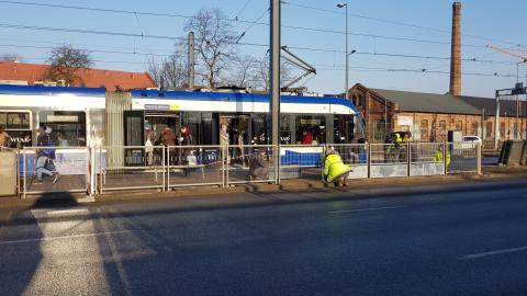 Räcke, Krakow