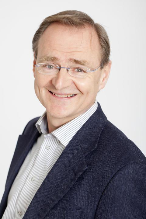 Lar Vorland, administrerende direktør