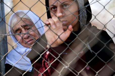 EU borde göra mer för människor som flyr för sina liv