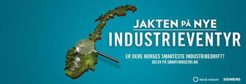 Jakten på Nye Industrieventyr