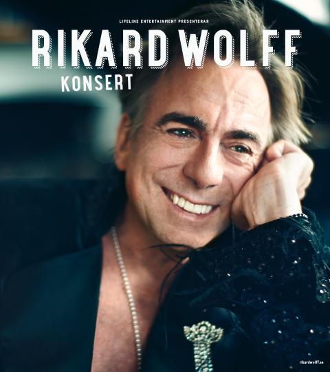 Rikard Wolff tillbaka med ny konsert