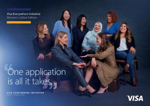 Visa lance sa première compétition internationale visant à célébrer l'entrepreneuriat féminin