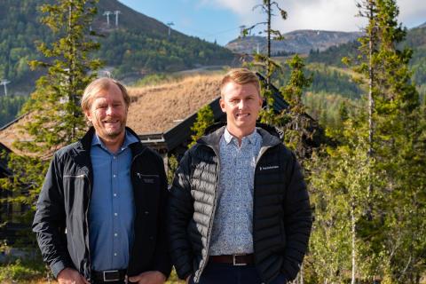 Tredje generationen Westerlind tar över Åres största mäklarföretag
