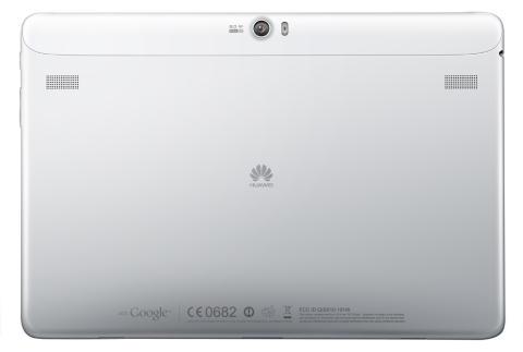 MediaPad 10 FHD baksida