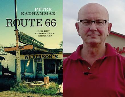 Ny reportagebok om USA av Peter Kadhammar