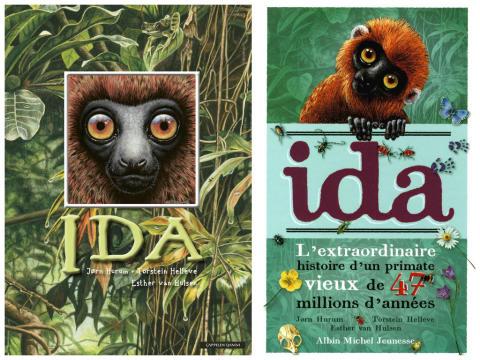 Prestisjepris til boka om IDA