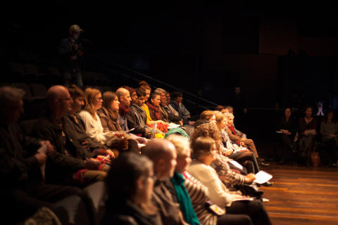 Publik i Kuben, Mänskliga Rättighetsdagarna 2016