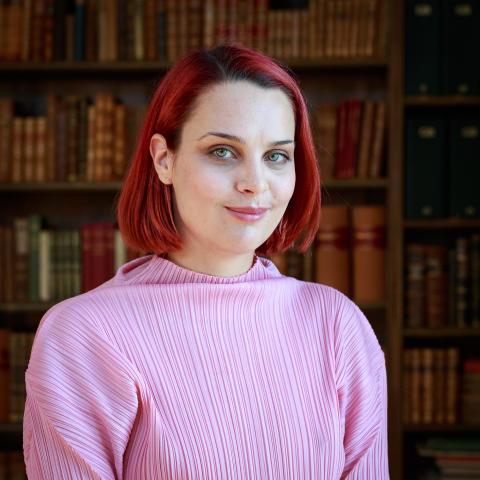 Årets stipendiat: Hilde Retzlaff