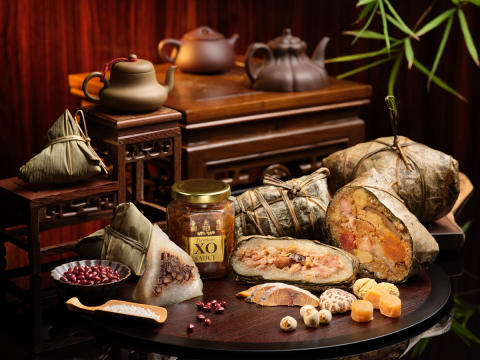 Indulge in Exquisite Handcrafted Rice Dumplings from Hai Tien Lo at Pan Pacific Singapore