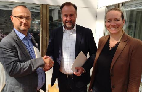 Nya avtal har träffats mellan KFS och Kommunal