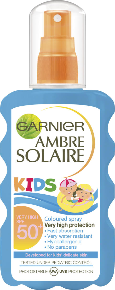 Ambre Solaire Color Kids