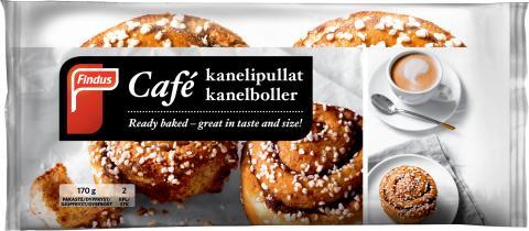 Findus Café kanelboller
