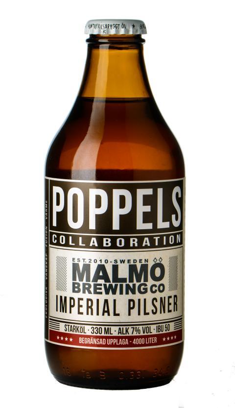 Imperial Pilsner - frilagd