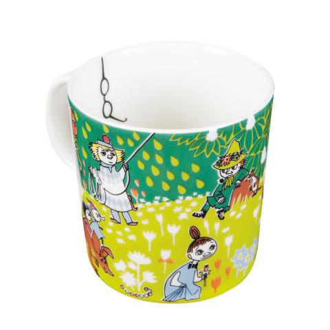 Jubilee Moomin mug spur collector hysteria