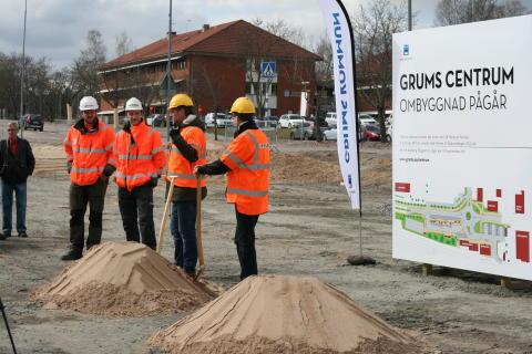 Grums kommun och BillerudKorsnäs bjuder in till en gemensam informationskväll