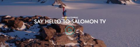 Lansering av Salomon TV - allt innehåll under samma kanal