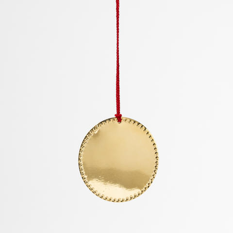Christmas pendants 2016