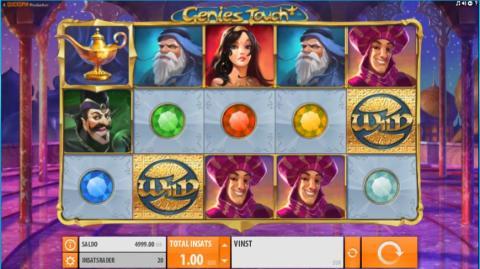 Genie's Touch är här för att uppfylla dina drömmar!