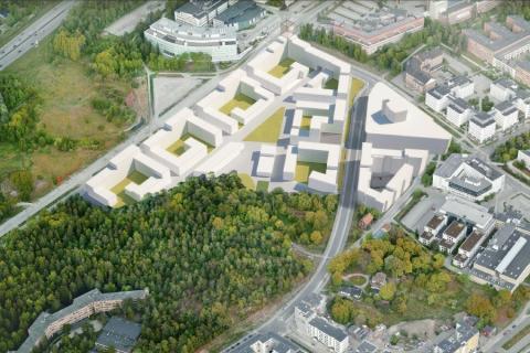 Sten Nordin (M): Markanvisningsmålet för 2014 snart uppnått