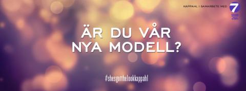 Stort intresse för modelltävling – KappAhl håller extra uttagning i butik