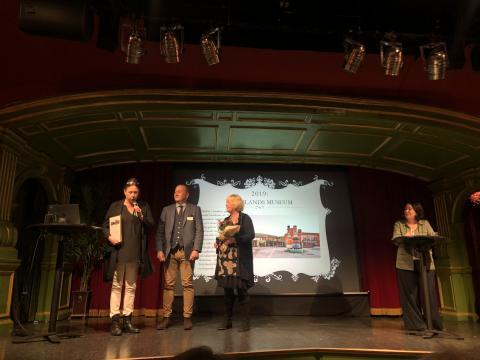 Sörmlands museum får Kulturarvspriset 2019!