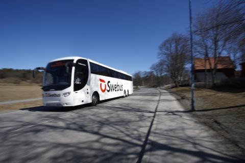 Swebus: Uppsala lockar många studenter i Valborg