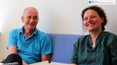 Foredrag, filmklip og debat med læge Peter Gøtzsche og Anahi Tester Petersen i Toldkammeret