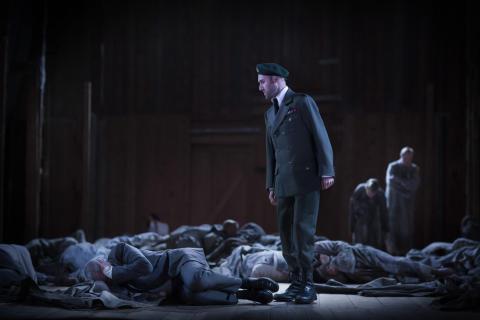Idomeneo på Drottningholm: Daniel Ralphsson - Översten