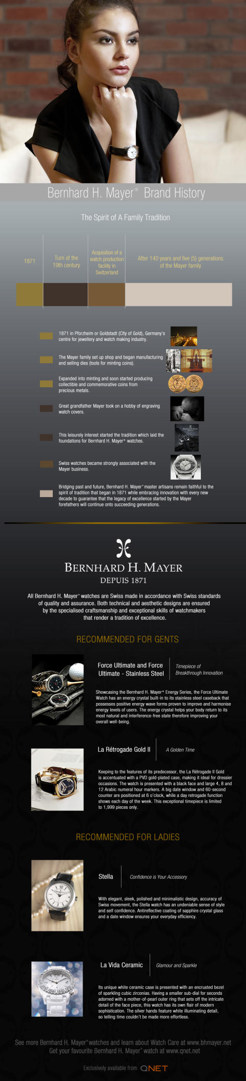 Bernhard H. Mayer® Watches: Who Said Tradition Has To Be Boring?