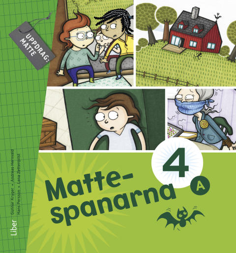 Uppdrag: Matte - Mattespanarna