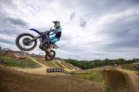 Yusuke Watanabe to Enter Final Two All Japan Motocross Championship Rounds