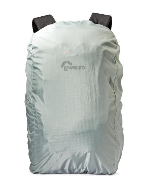 Lowepro Fastpack II 150 AW med regntrekk