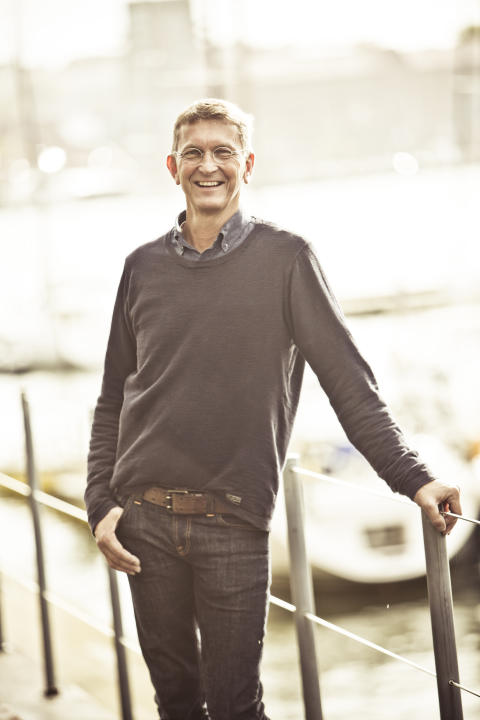 Tomas Sjödin i SVT:s Sommarpratarna