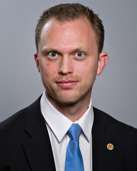 Stefan Erikson (M)
