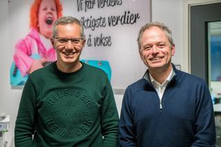 Ny CEO gleder seg til å lede Læringsverkstedet