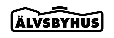 Alvsbyhus logo black