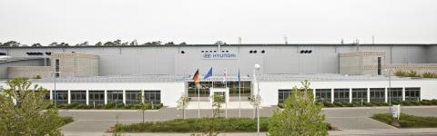 Hyundai inviger sitt nya hem för motorsport