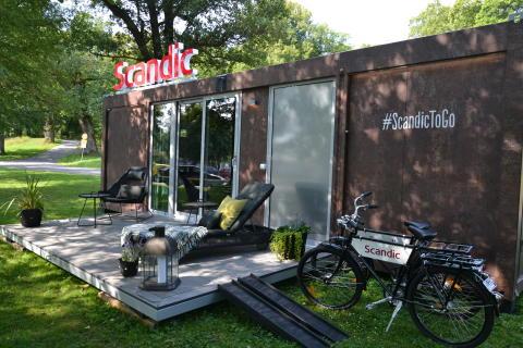 Scandic To Go - Djurgården i Stockholm