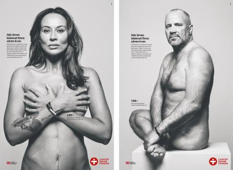 Annonsserie belyser behovet av cancerrehabilitering