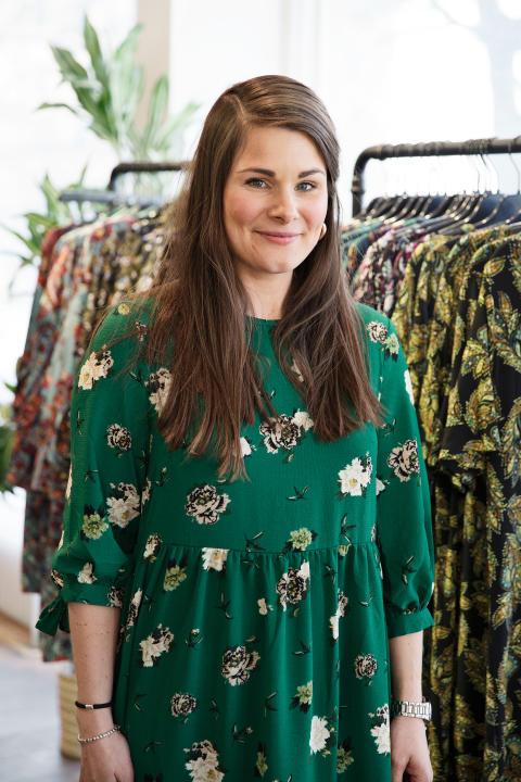 Maria Backlund, marknadschef
