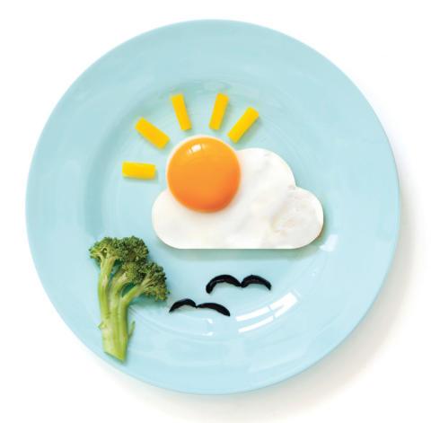Slik får du himmelsk flotte egg!