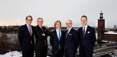 Swedish law firm Lindahl opens new office in Stockholm and appoints Tobias Wåhlén as CEO