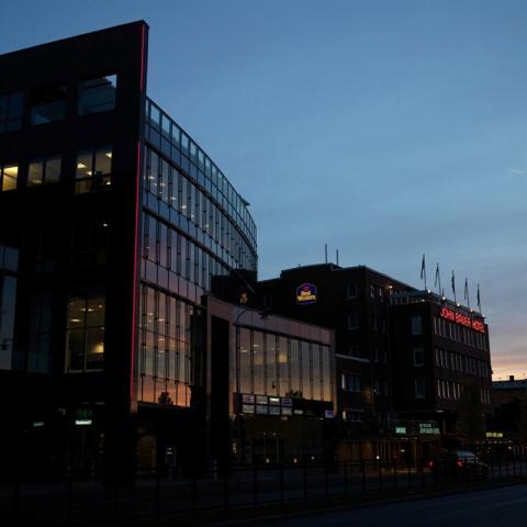 Destination Jönköping  flyttar till kvarteret Ansvaret
