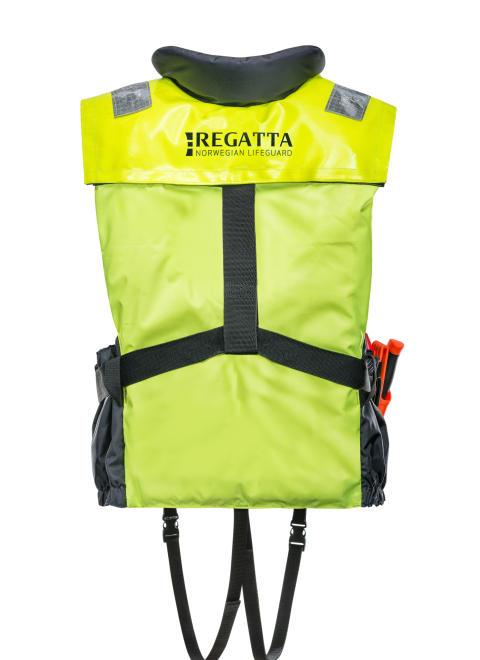Regatta SeaRescue Hybrid 225N - baksidan