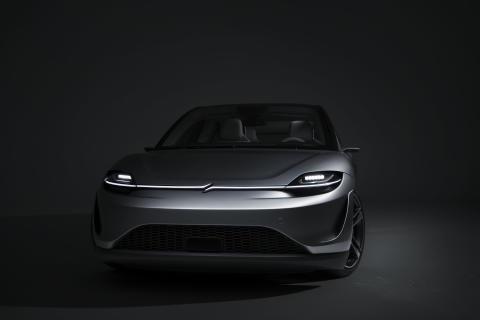 VISION-S Concept Model 2