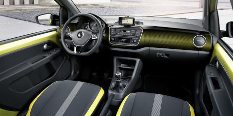 Verdenspremiere på Volkswagen up!