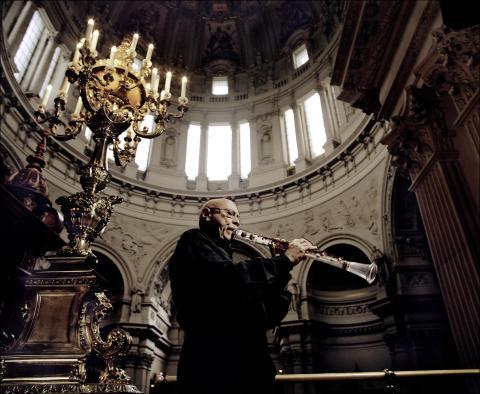 Uppsala International Sacred Music Festival - Giora Feidman och Matthias Eisenberg 31 okt