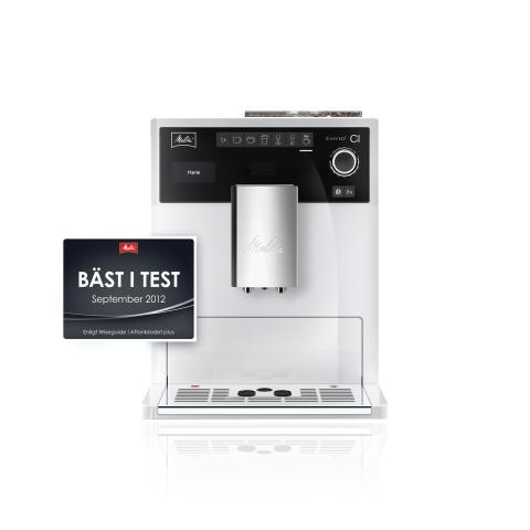 Melitta® CAFFEO® CI® bäst i test – igen!