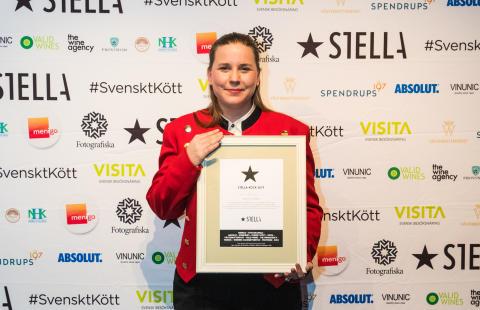 Två stolta vinnare från Skåne korades på Stellagalan